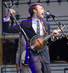 Chris Thile at Telluride Bluegrass (Benko Photographics)