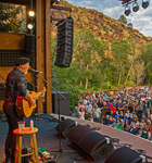 Richard Thompson at the 2015 Folks Festival  (photo: Benko Photographics)