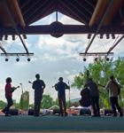 RockyGrass band contest winners Rapidgrass (photo: Benko Photographics)