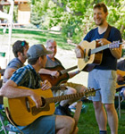 Academy guitar class (photo: Benko Photographics)
