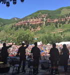 Kruger Brothers at Telluride Bluegrass