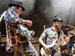 Neil Young + Promise of the Real in Telluride - Sept 30 and Oct 1