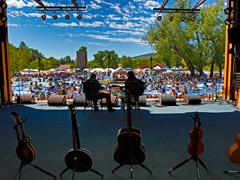RockyGrass instrument contest finalists (photo: Benko Photographics)