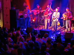 Yonder Mtn String Band & Friends at the Sheridan Opera House (photo: Benko Photographics)