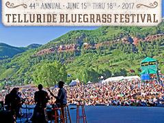 2017 Telluride Bluegrass Festival