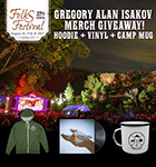 Gregory Alan Isakov merch giveaway