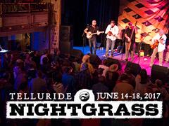 2017 Telluride NightGrass Concerts
