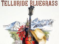 2017 Telluride Bluegrass Festival artwork
