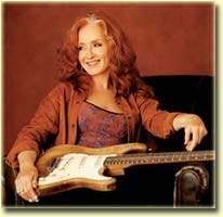Bonnie Raitt performs at Telluride Bluegrass on Thursday, June 15