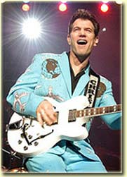 Chris Isaak plays the Folks Fest