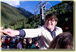 Colin Meloy of the Decemberists at Telluride 2006