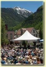 Elk Park stage, Telluride