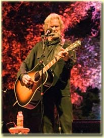 Kris Kristofferson at the 2006 Folks Festival