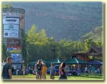 Folks Fest at Planet Bluegrass in Lyons, CO