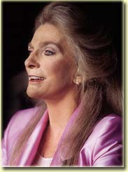 Judy Collins performs at the Folks Fest