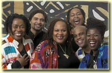 Linda Tillery & the Cultural Heritage Choir