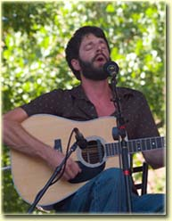 Ray LaMontagne at Folks Fest 2004