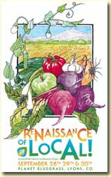 Renaissance of Local (Sept 28-30)