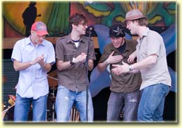 Stephen Kellogg & the Sixers at Telluride Bluegrass Festival