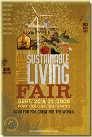 Sustainable living Fair