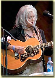 Emmylou Harris at Telluride Bluegrass