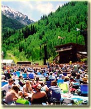 Telluride Festivarians (photo: Bert Ross)