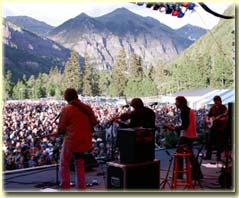 Telluride Bluegrass House Band