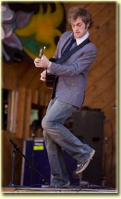 Chris Thile at Telluride Bluegrass