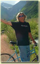 Mountain Biking at Telluride Bluegrass