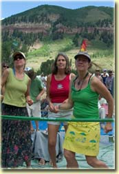 Festivarians at Telluride Bluegrass