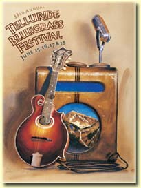 2006 Telluride Bluegrass Artwork