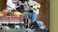 Autumn on the Planet Bluegrass stage